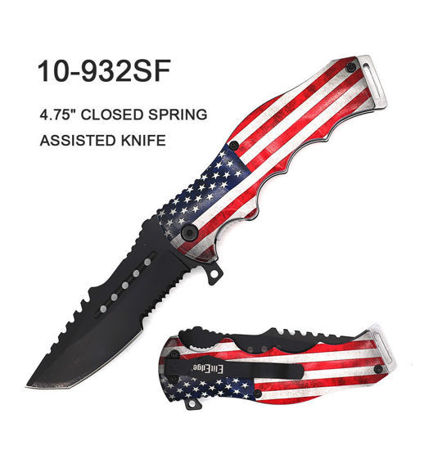 Picture for category SPRING ASSISTED KNIFE